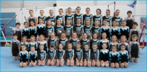 Witham Hill Gymnastics Club. taken from website