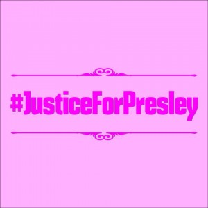 image taken from the Facebook page Justice for Priestley