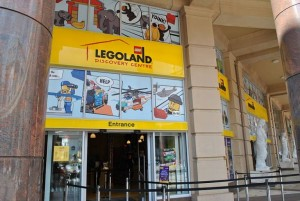 The Legoland Discovery Centre, Manchester. (Picture: Wikicommons)