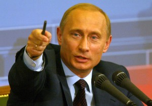 President Putin and aspergers