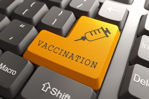 Vaccination Keystroke