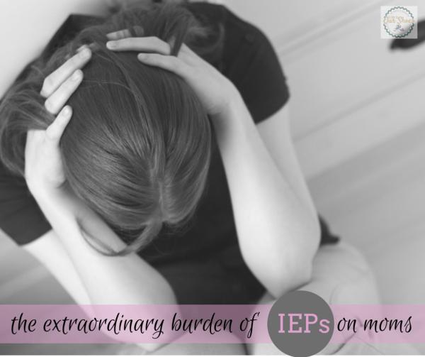 The Extraordinary Burden Of Ieps On Moms >> The Extraordinary Burden Of Ieps On Moms Autism Daily Newscast